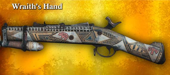 Wraith`s Hand для Springfield 1886 Compact Striker