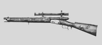 Vetterli 71 Karabiner Marksman