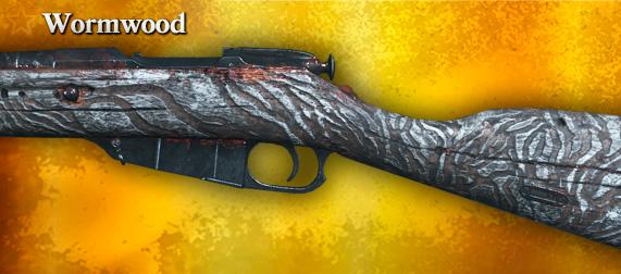 Wormwood для Mosin Nagant M1891