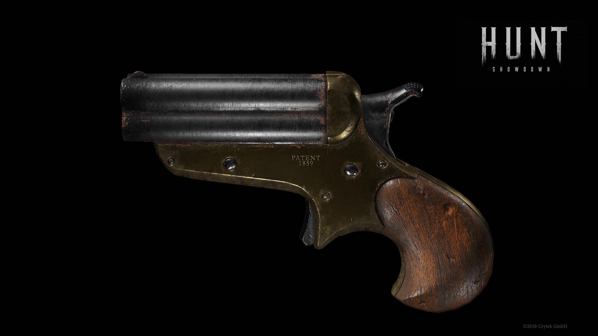 Quad Derringer